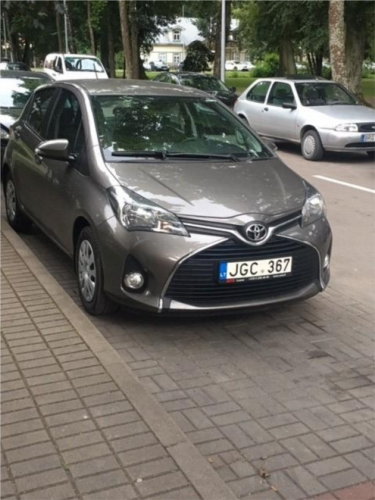 Green Motion Car Rental In Vilnius Flughafen Bookingcar In Litauen